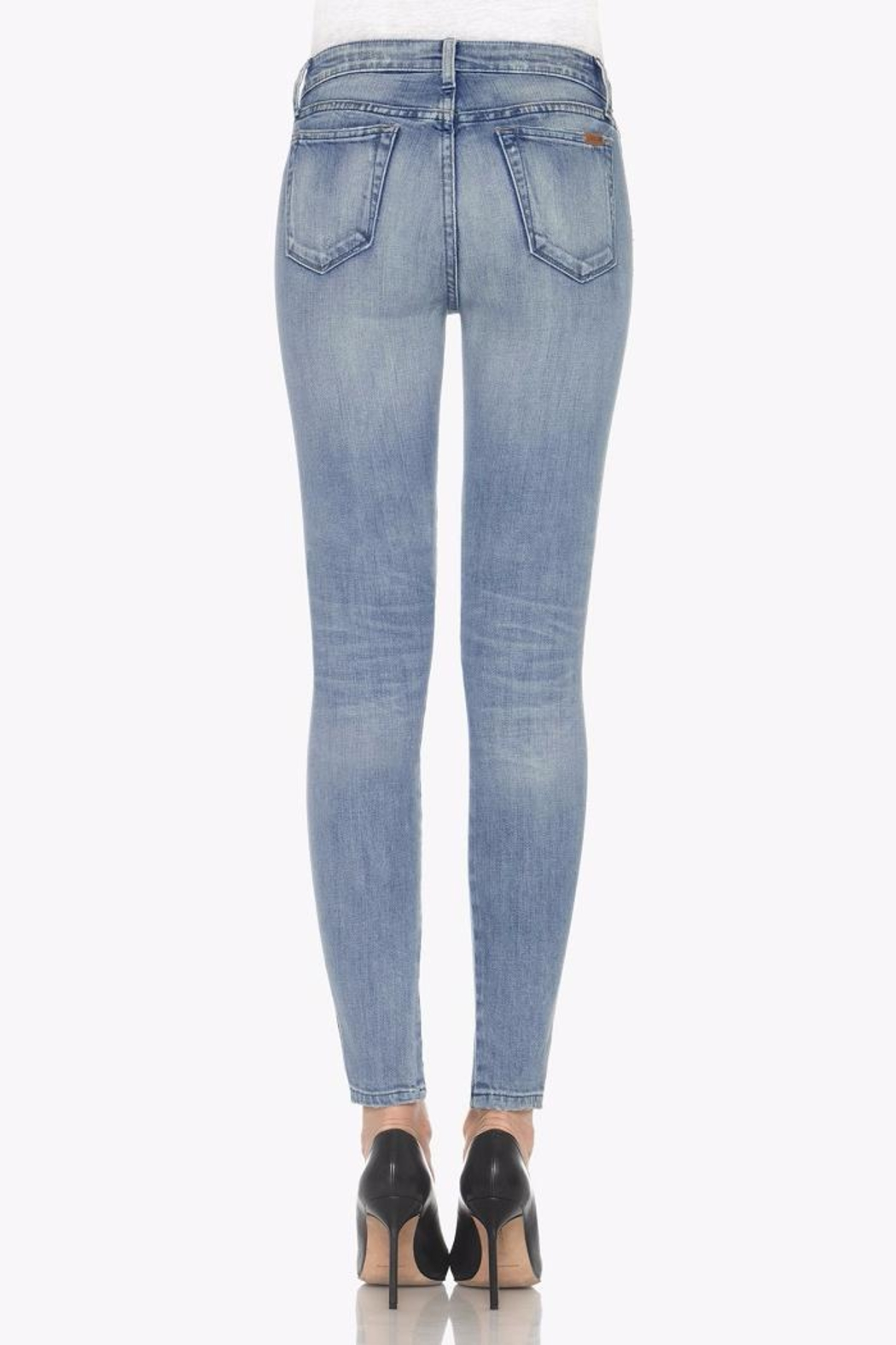 Joe's Jeans Highrise Skinny Ankle - Front Full Image