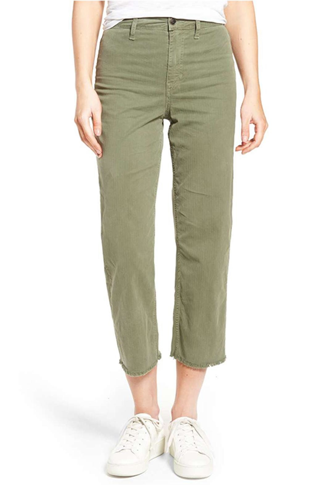 Joe's Jeans Jane Crop Cargo - Front Cropped Image