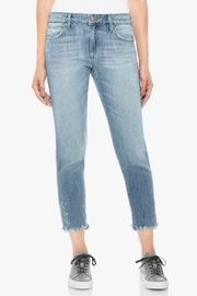 Joe's Jeans Smith Straight Crop - Back cropped