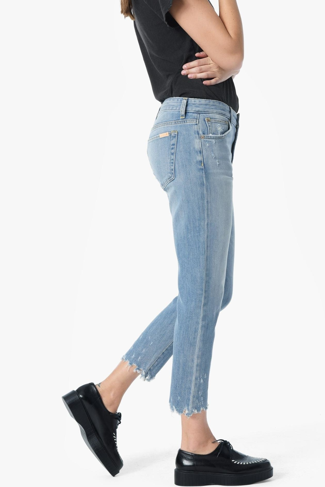 Joe's Jeans Smith Straight Crop - Front Full Image
