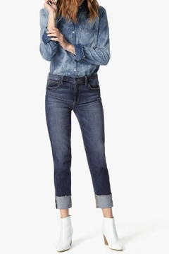 Shoptiques Product: Smith Straight Crop Jean