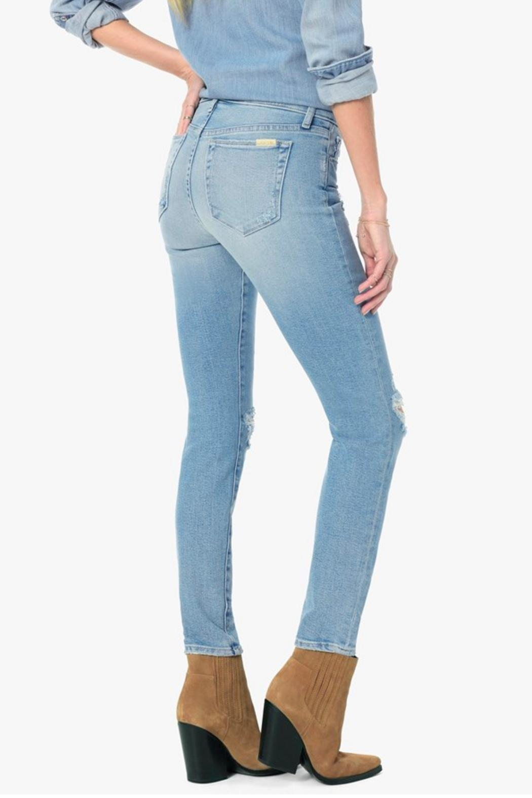 Joe's Jeans The Icon Ankle - Side Cropped Image