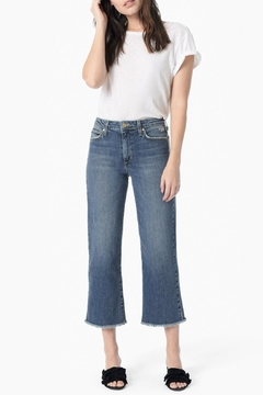 Joe's Jeans Wyatt Retro Crop - Product List Image