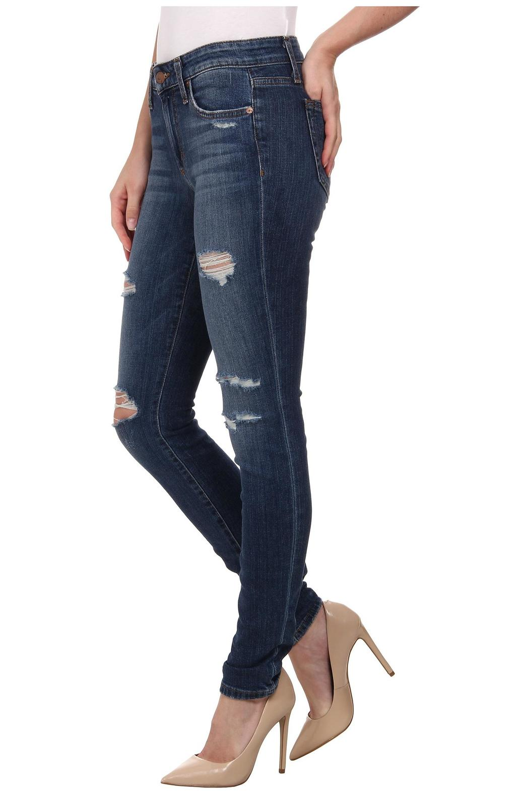 Joes Jeans Mid Rise Skinny - Front Cropped Image