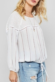 Promesa USA Joey Striped Top - Other