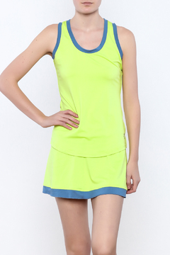 Shoptiques Product: Neon Tennis Tank
