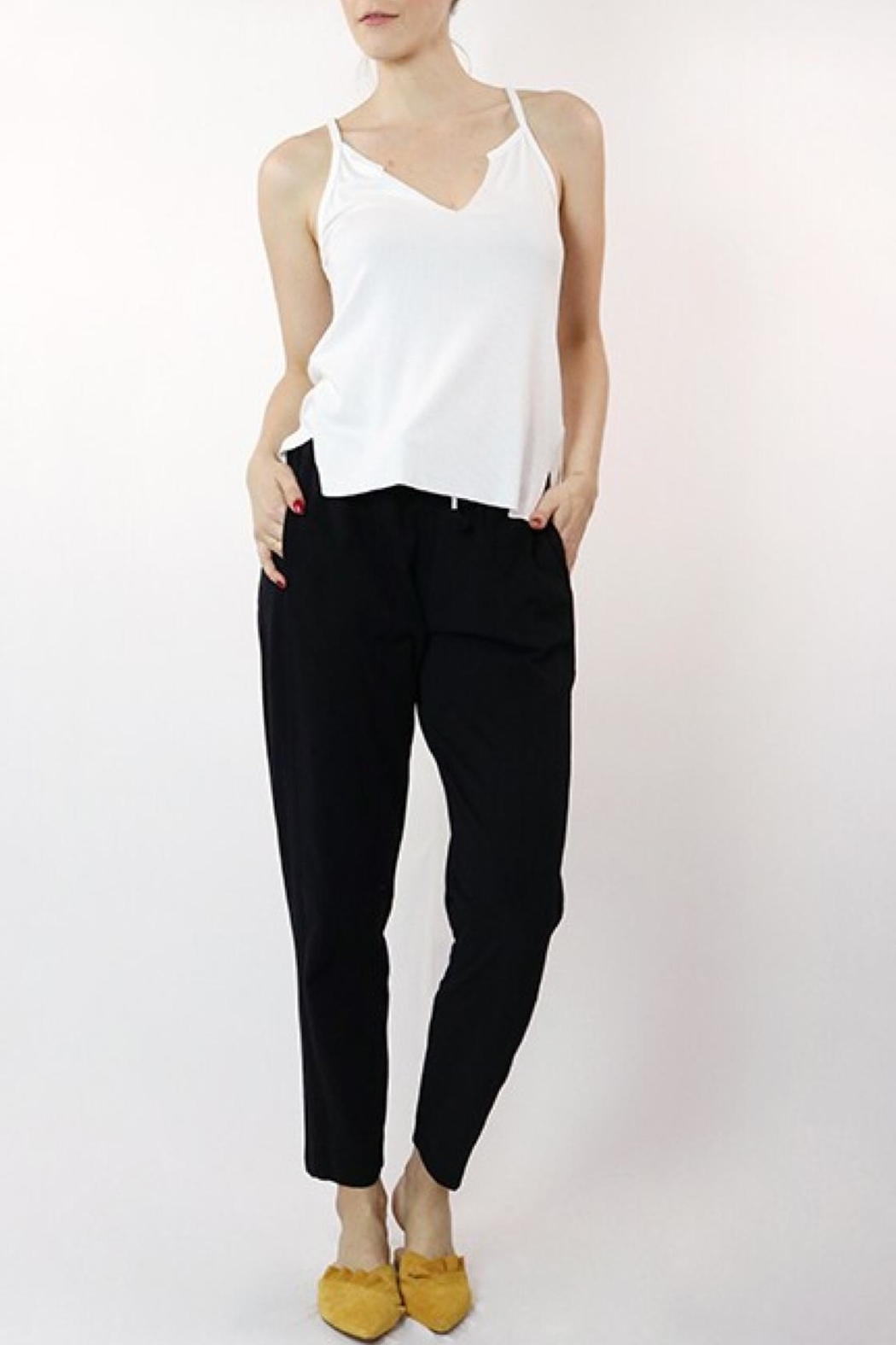 Hashtag Jogger Pants - Front Cropped Image
