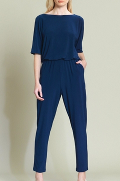 Clara Sunwoo Jogger Pocket Jumpsuit - Product List Image