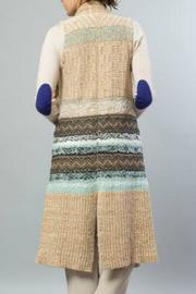 JOH Knit Sweater Vest - Front full body