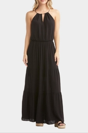 Tart Collections Johana Black Maxi - Front cropped