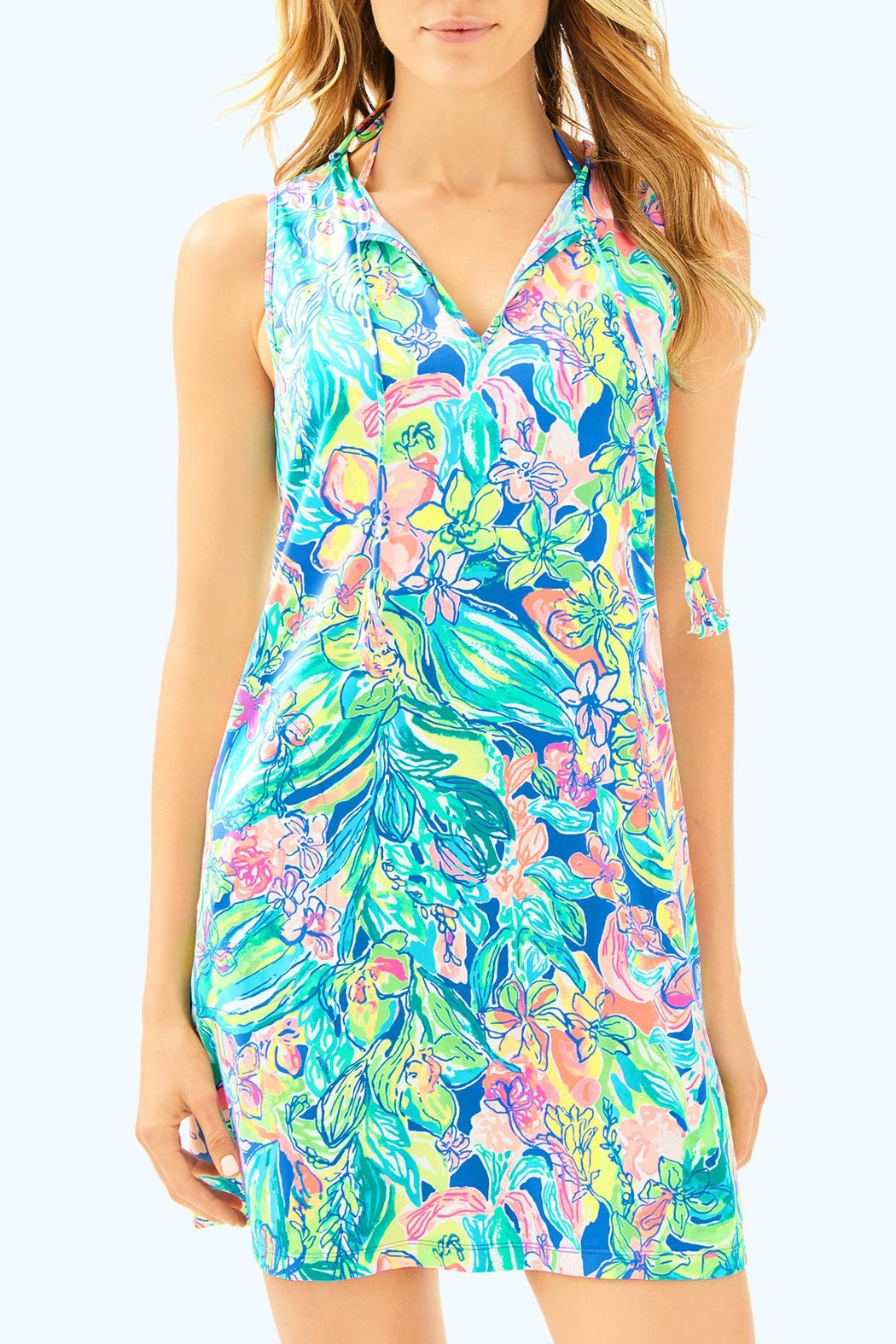 Lilly Pulitzer Johana Cover Up from Sandestin Golf and Beach Resort ...