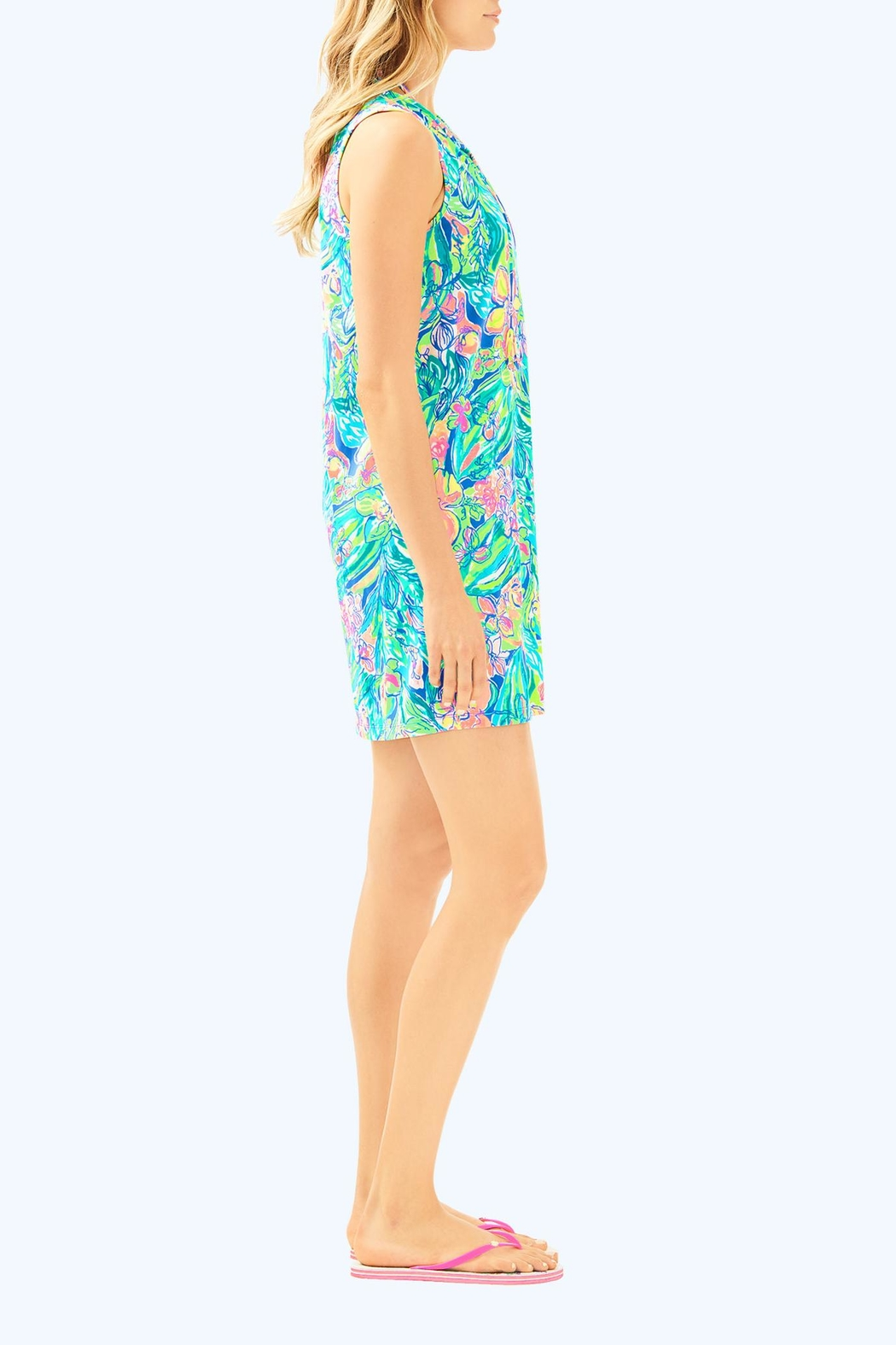 0dbeda333d Lilly Pulitzer Johana Cover Up from Sandestin Golf and Beach Resort ...
