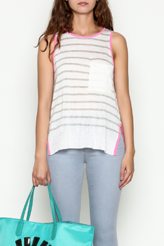 Shoptiques Product: Sleeveless Sweater Top