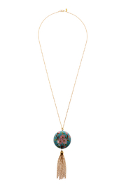 John Wind Tassel Necklace - Product Mini Image