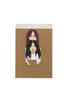 noodoll John Yoko Pocketbook - Product List Image