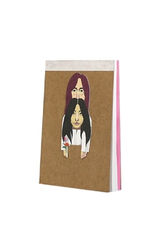 noodoll John Yoko Pocketbook - Alternate List Image