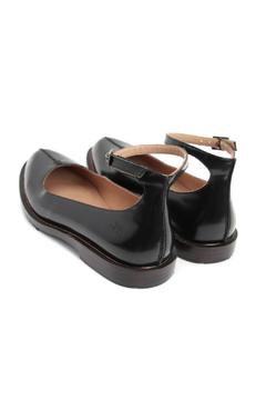John Fluevog Black Mod Flat - Alternate List Image