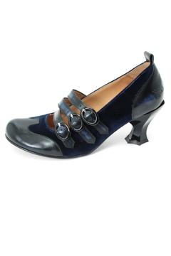 Shoptiques Product: Blue Velvet Heel