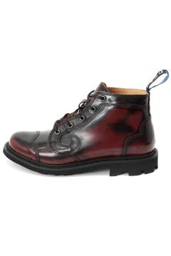 Shoptiques Product: Burgundy Derby Boot