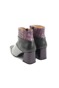 John Fluevog Doreen Leather Bootie - Alternate List Image