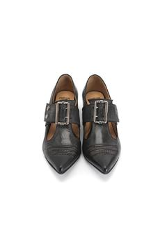 John Fluevog Pilgrim Leather Loafer - Alternate List Image