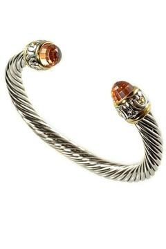 JOHN MEDEIROS Large Wire-Cuff Champagne - Alternate List Image