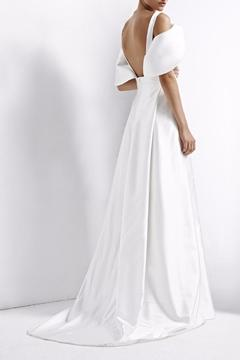 John Paul Ataker Off Shoulder Gown - Alternate List Image