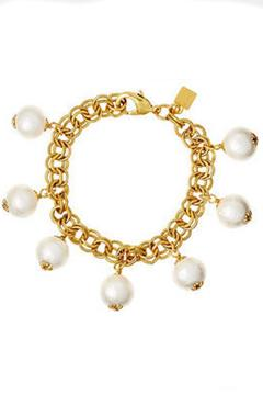 John Wind Maximal Art Cotton Pearl Bracelet - Alternate List Image