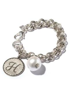 Shoptiques Product: Sorority Gal Initial Bracelet