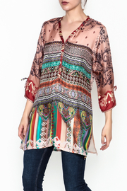 Johnny Was Cavalan Tunic - Product Mini Image