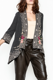 Johnny Was Flores Draped Cardigan - Product Mini Image