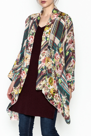 Johnny Was Wilminia Kimono - Front cropped