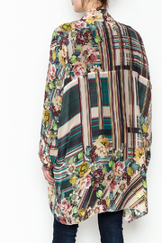 Johnny Was Wilminia Kimono - Back cropped