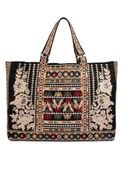 Johnny Was Aliya Tote Bag - Front cropped