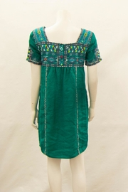 Johnny Was Amaris Tulum Dress - Front full body