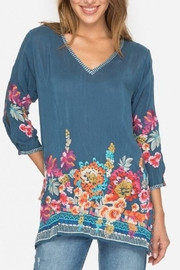 Johnny Was Araxi Evening Tunic - Product Mini Image