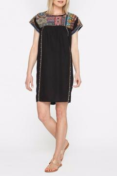 Shoptiques Product: Arwen Embroidered Tunic Dress