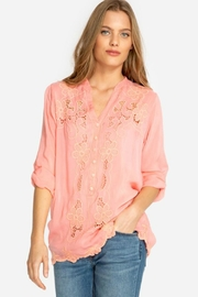 Johnny Was Banna Tunic - Front cropped