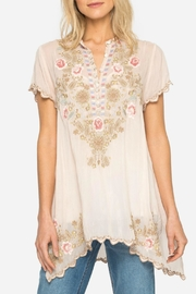 Johnny Was Blush Talan Tunic - Product Mini Image