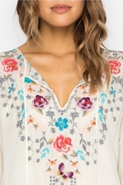 Johnny Was Butterfly Winter Blouse - Side cropped