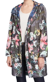 Johnny Was Camio Raincoat - Front cropped