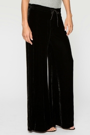 Johnny Was Cassi Velvet Pants - Front cropped