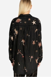 Johnny Was Celestial Print Tunic - Side cropped