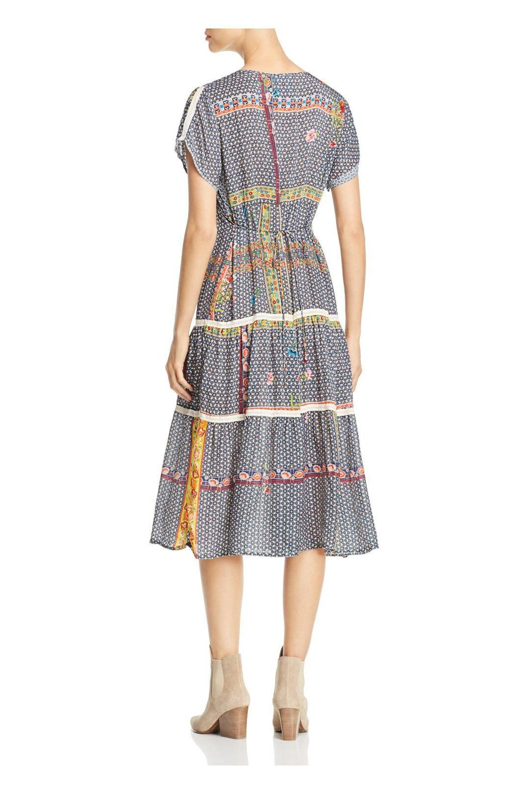 Johnny Was Charm Dress - Front Full Image