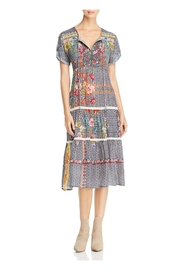 Johnny Was Charm Dress - Front cropped