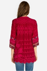 Johnny Was Cherry Mayu Tunic - Side cropped