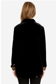 Johnny Was Chiri Velvet Tunic - Side cropped