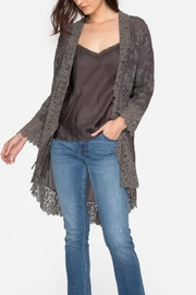 Johnny Was Christy Lace Jacket - Front cropped