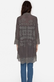 Johnny Was Christy Lace Jacket - Front full body
