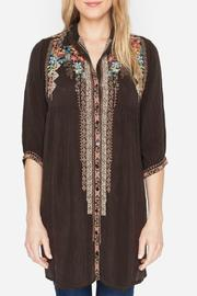 Johnny Was Clarissa Button Down Blouse - Front cropped